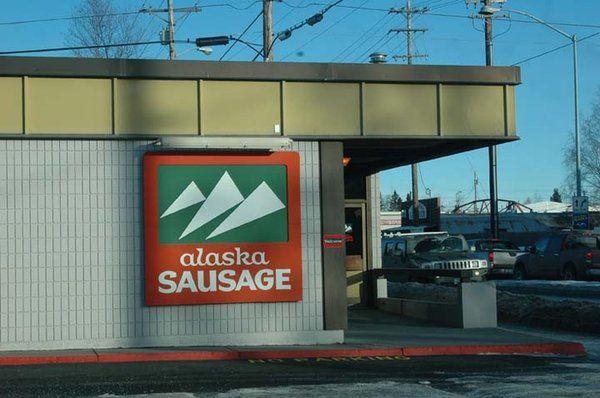 Reindeer Sausage Love This Store Sell Assorted German Foods S