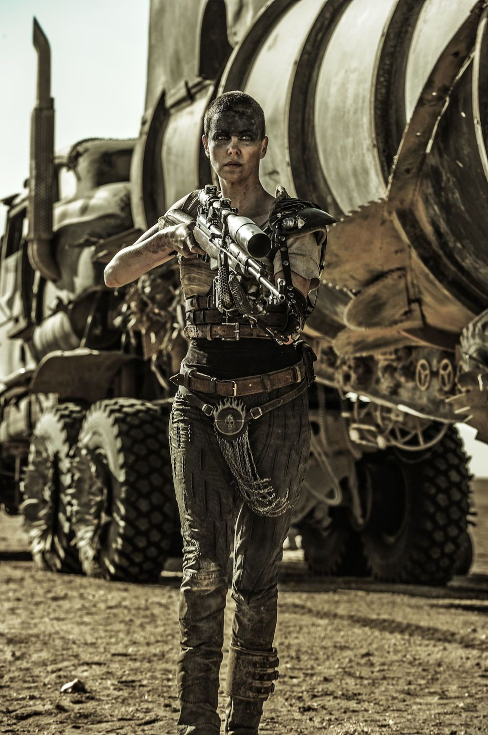 Imperator Furiosa In 2020 Mad Max Costume Mad Max Fury Road Mad Max Movie