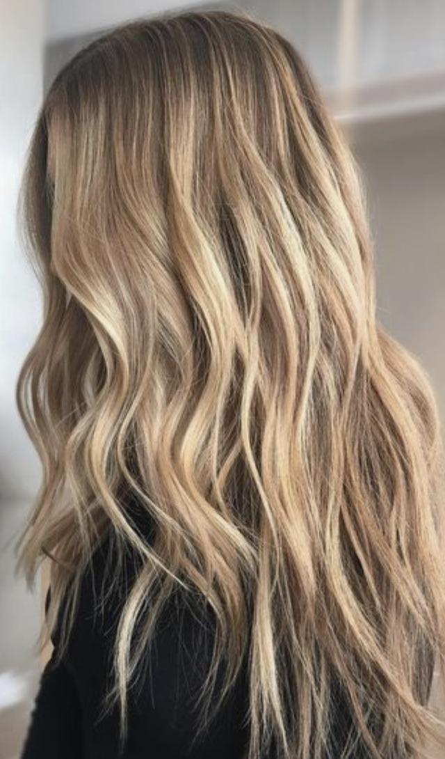 Pinterest Alexandrahuffy In 2019 Honey Blonde