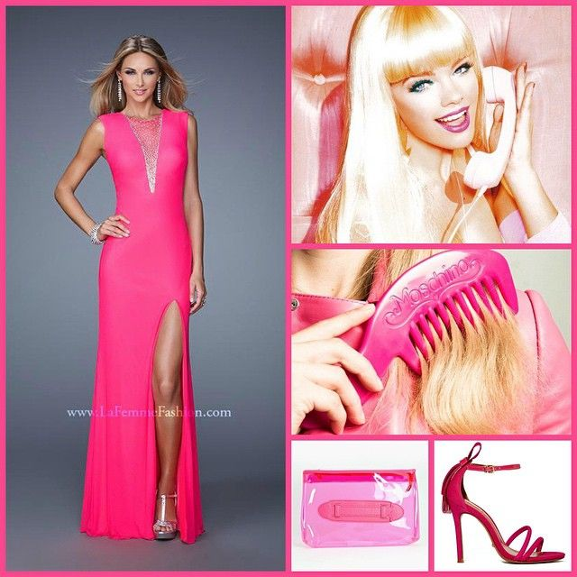 Moschino Prom Dress