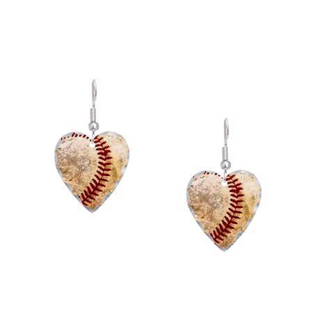 BASEBALL Earring   Wedding 4.21.18!!   Pinterest ...