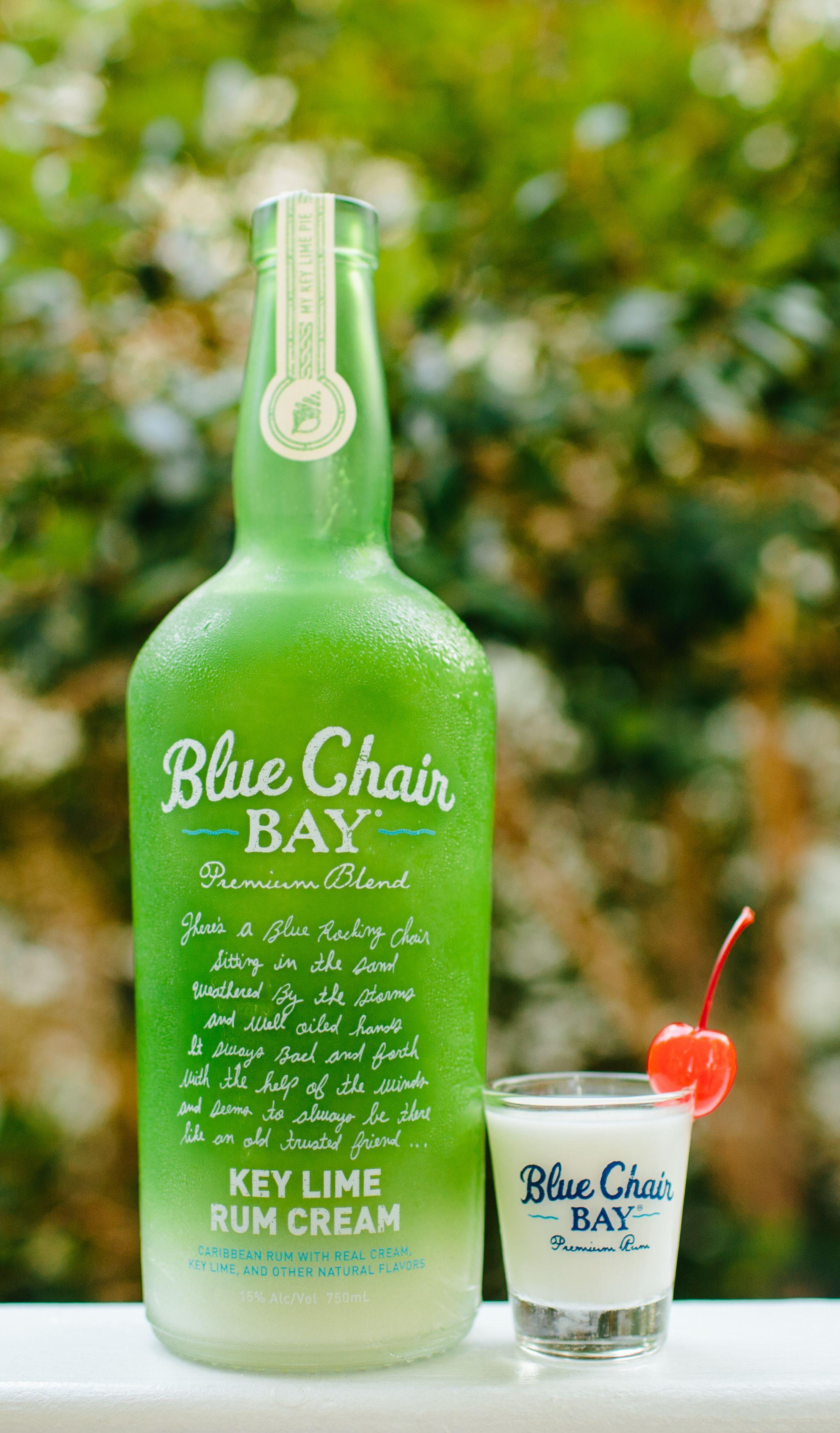 TOOTSIE ROLL SHOOTER 5 oz Blue Chair Bay Key Lime Rum Cream