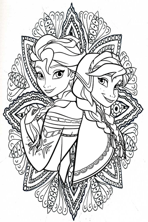 Disney Frozen 2 Coloring Book Set With Over 100 Stickers Bundle Includes 2 Frozen Coloring Books Frozen Coloring Coloring Book Set Coloring Books