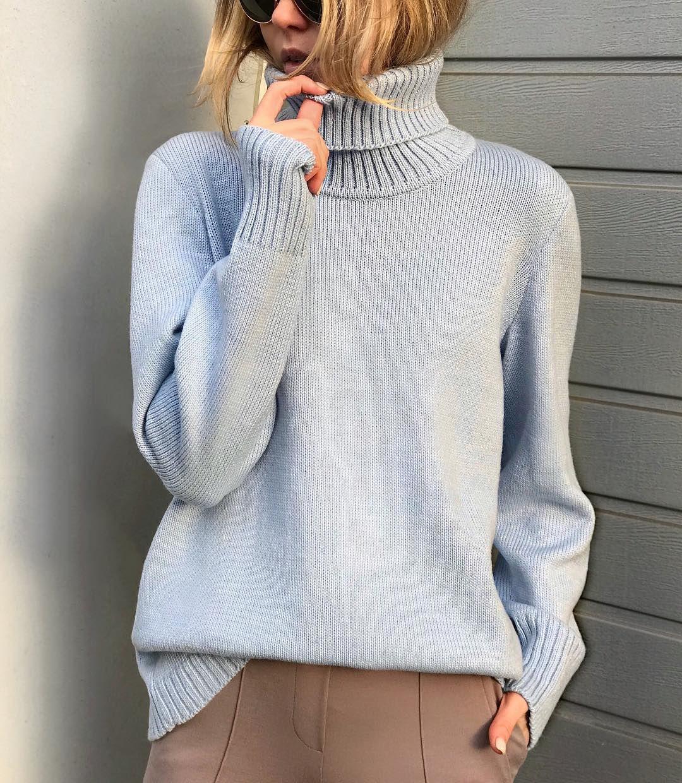 Latrika On Instagram свитер с горлом Latrika незаменимая базовая