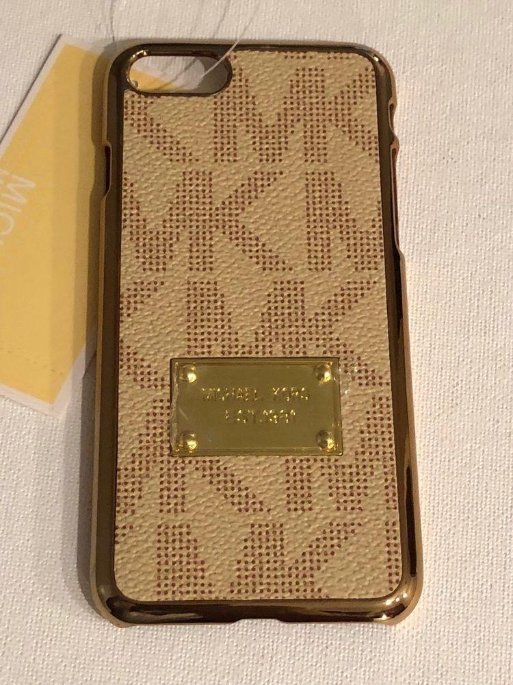 finest selection 411dd abea7 Details about New Michael Kors1992 MK iPhone 7 7 plus 8 8 plus X ...