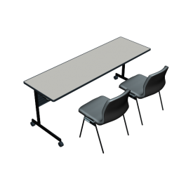 Cantilever desk 3DS Max model (With images) Office