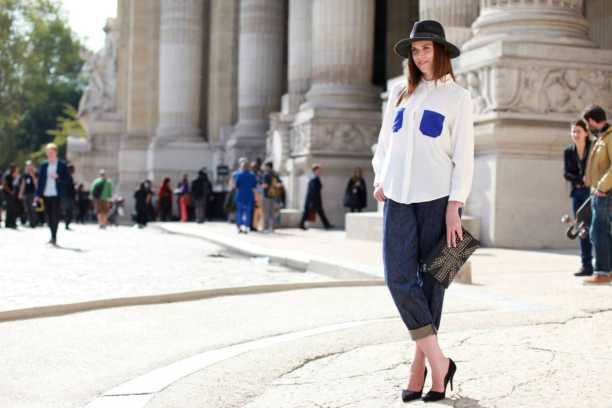 Stacy Jean, Lady Gun Magazine: Street-Style Looks From the Weekend in Paris - The Cut