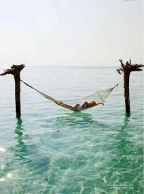 looks relaxing & worth sharing!