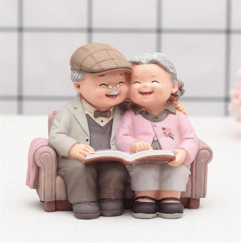 Photo of Grandparents Sweety Lovers – 5