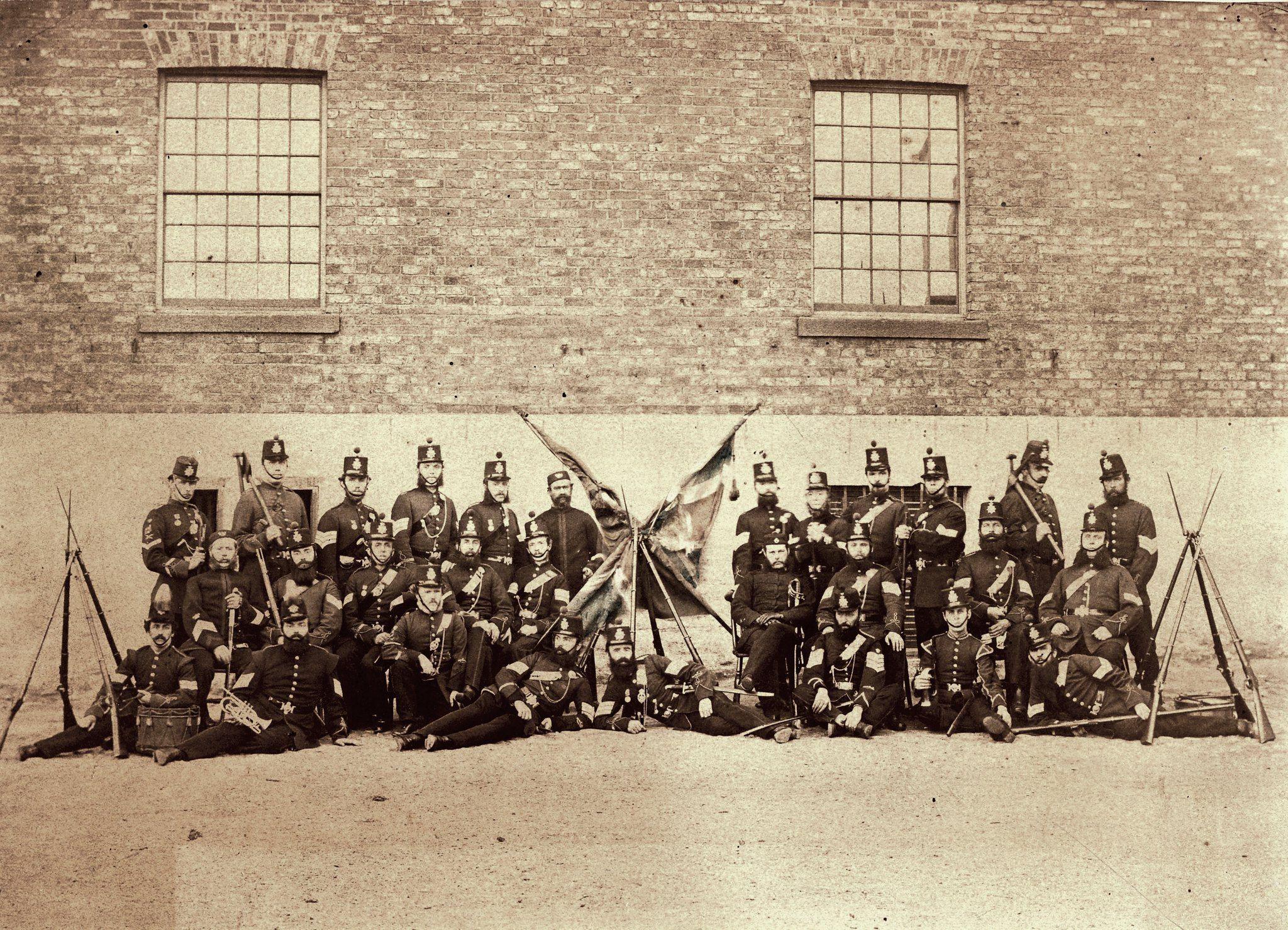 1st Durham Rifle Volunteers