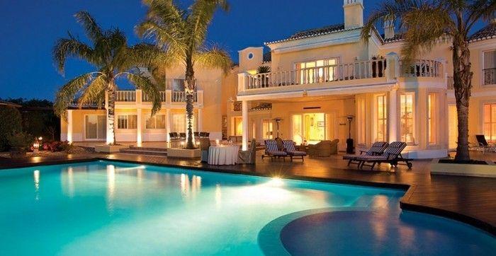 luxus pool jeder könnte einen luxus pool im garten bauen, Garten ideen gestaltung