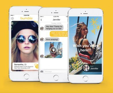 First glance dating app
