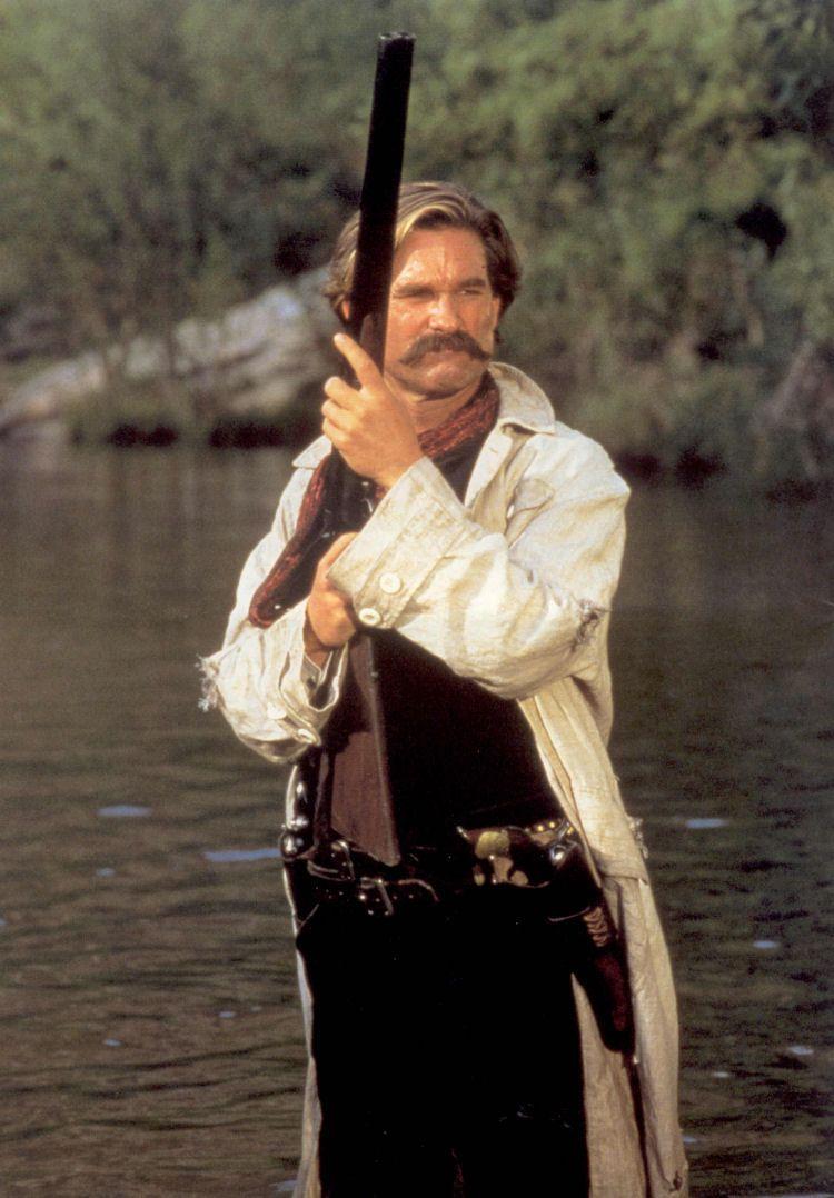 Tombstone Kurt Russell As Wyatt Earp On Location In Arizona Directed By George Cosmotos Disney Tombstone Movie Western Film Western Movies