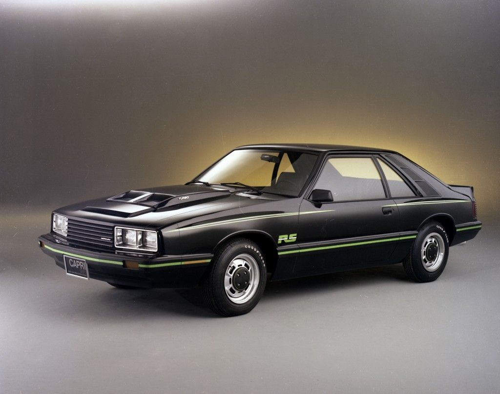 1980 mercury capri rs turbo