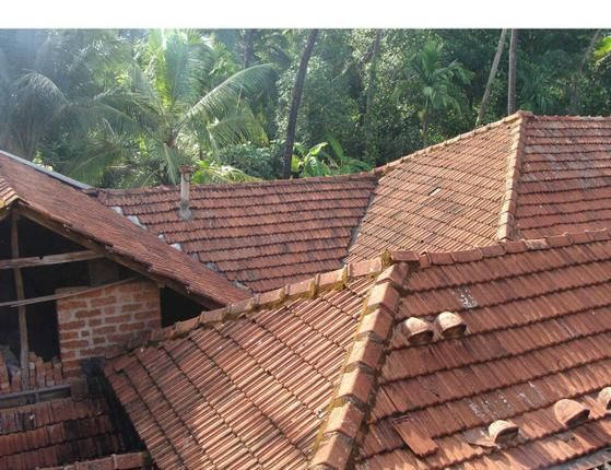 Design Tips For Mangalore Tiles Courtyard House House