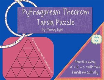 Pythagorean Theorem Practice: Is it a Right Triangle Fun Activity ...