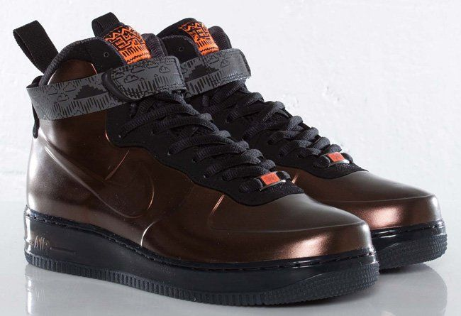 e52fbe22412d9 Nike Air Force 1 Foamposite BHM QS
