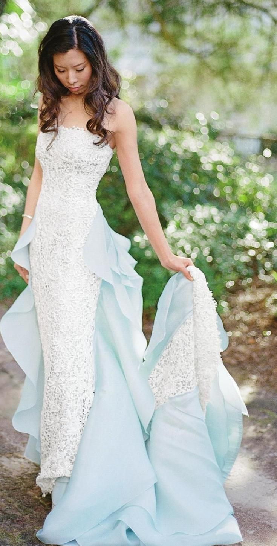 The Knot Fall 2015 Wedding dresses lace, Sheath wedding