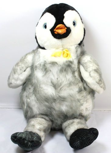 9dfb19fda42 Mumble from Happy Feet Stuffed Penguin from Build A Bear