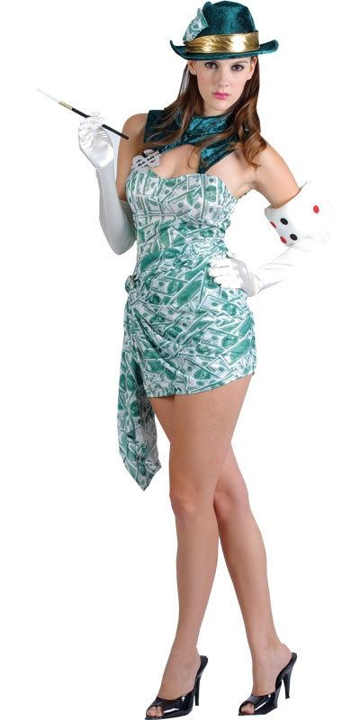 lady luck / casino / monaco costume  sc 1 st  Pinterest & lady luck / casino / monaco costume | Disfraz | Pinterest | Monaco ...