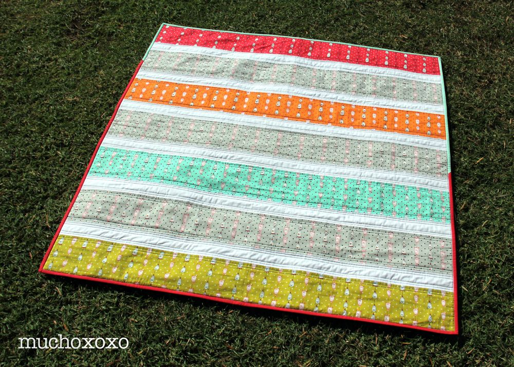 100 quilts for kids | Quilting - stripes | Pinterest | Kids wraps ... : quilting with kids - Adamdwight.com