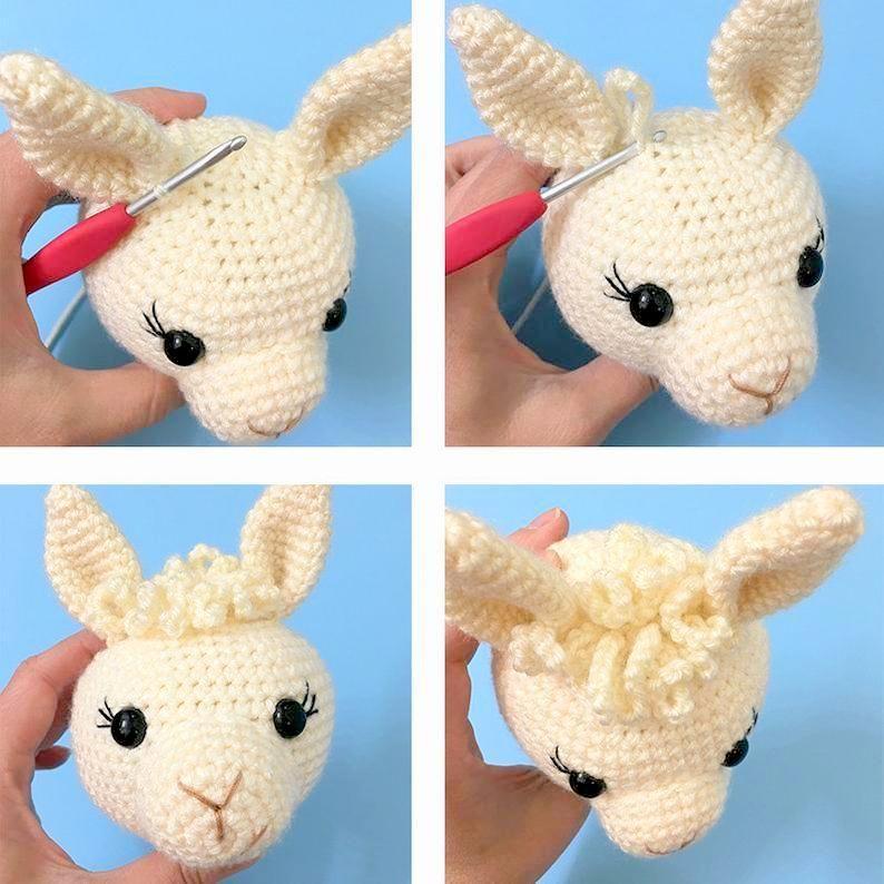 Roundup: 10 Free Crochet Patterns for Llamas (or Alpaca) - CrochetKim™ | 794x794