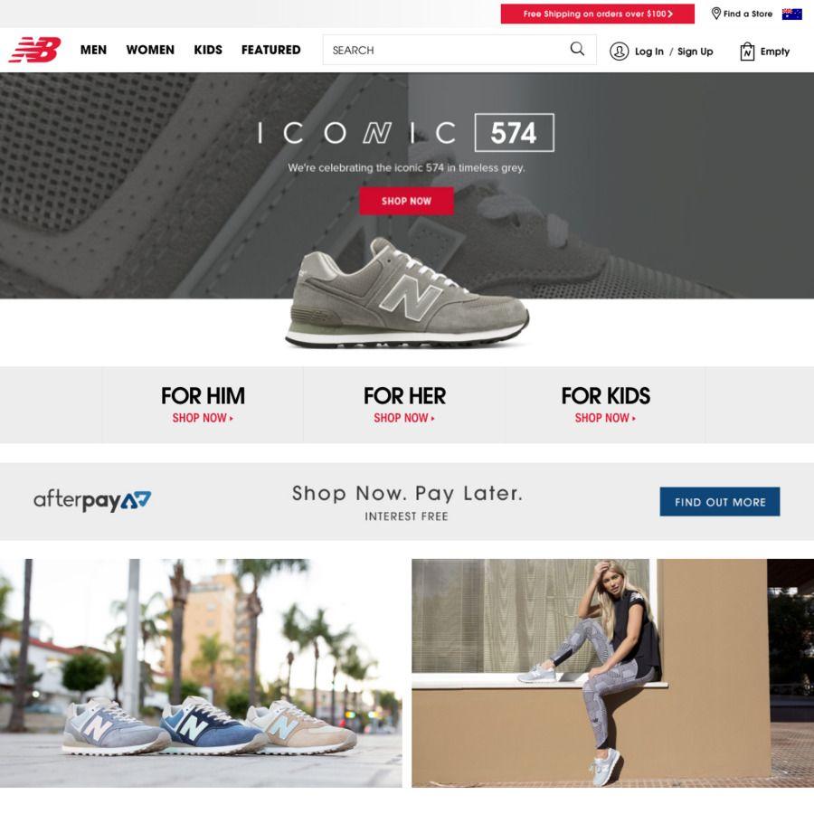 new balance factory store website