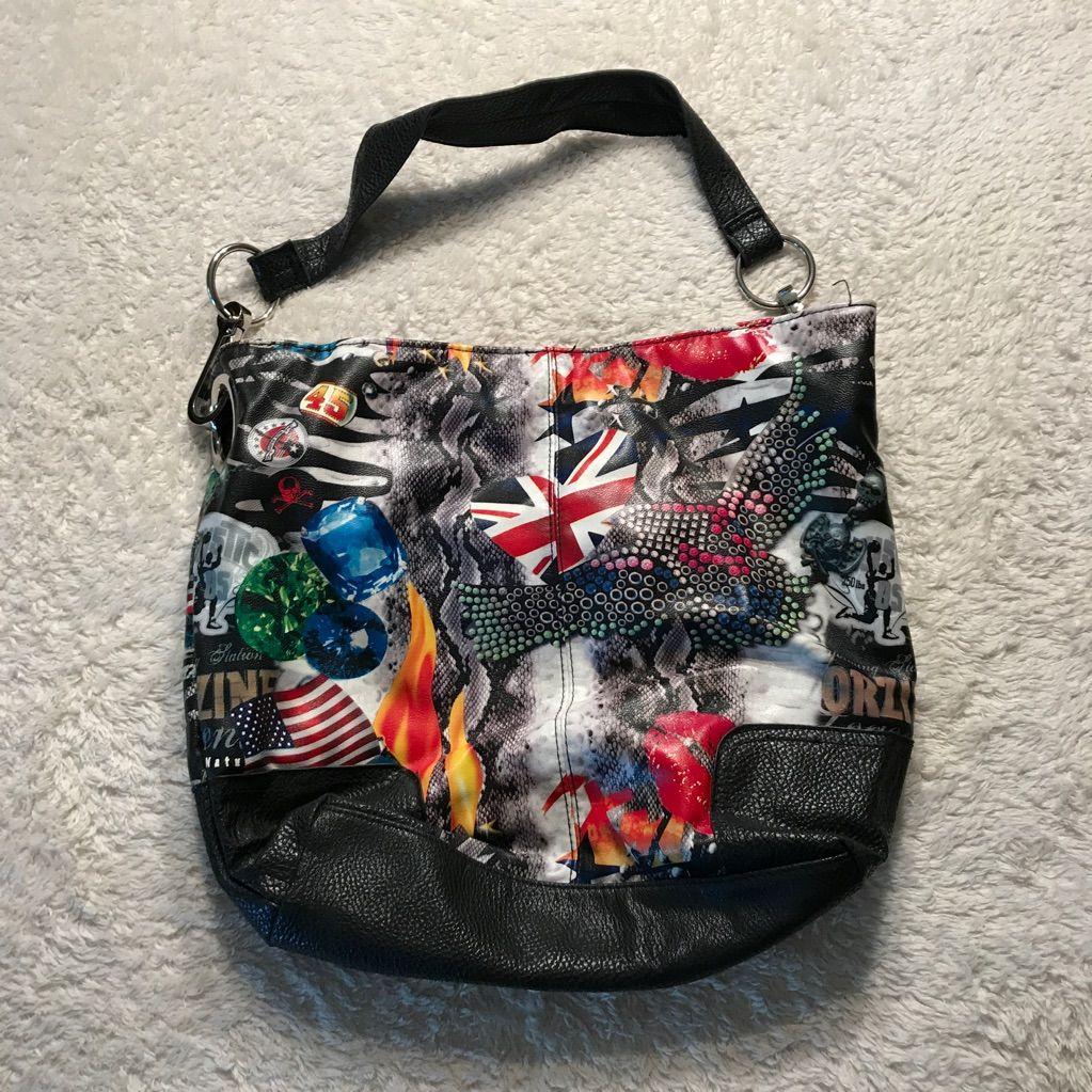 American Shoulder Bag