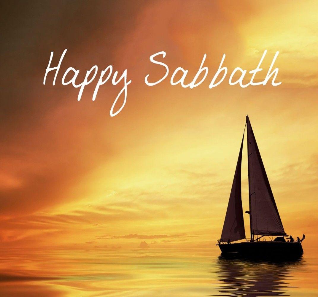 Pin by TaMmI on Sailboats & ships.... | Happy sabbath ...