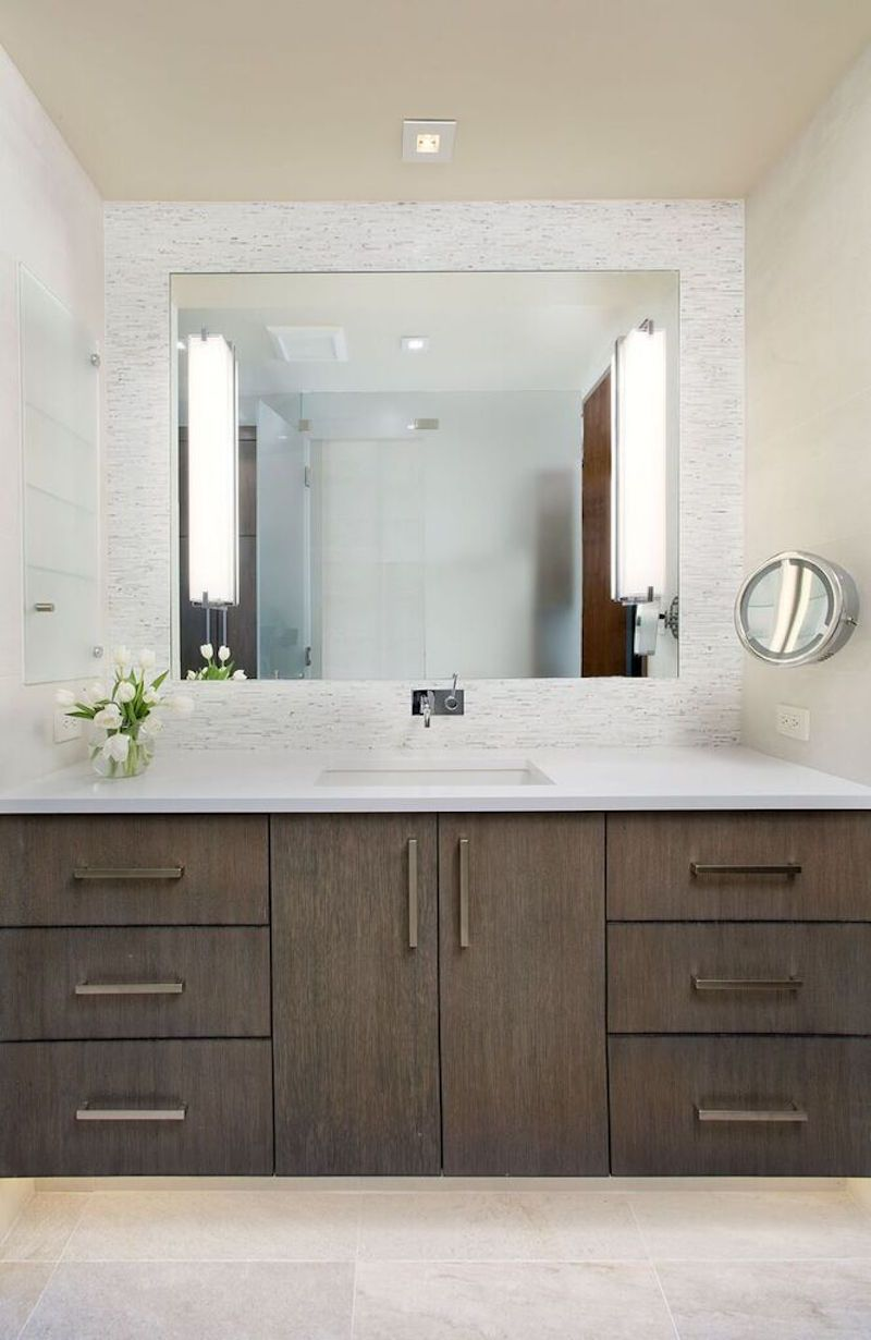 Master Bathroom Trends Property The Transitional Style Bathroom Is Widening The Gap Between The .