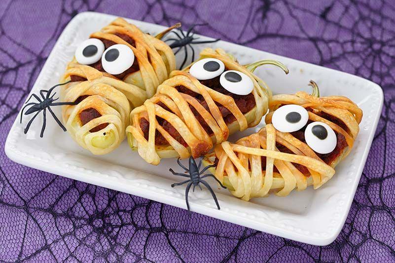 35 Recetas De Halloween Faciles Y Muy Originales Pequeocio Recetas Faciles Para Halloween Recetas De Halloween Receta De Halloween