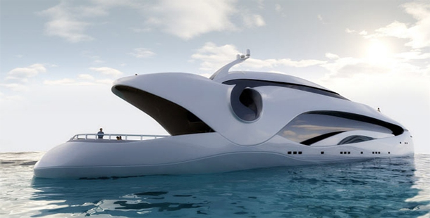 Even if you're not a yacht enthusiast you are sure to enjoy these 25 ridiculously cool concept yachts.
