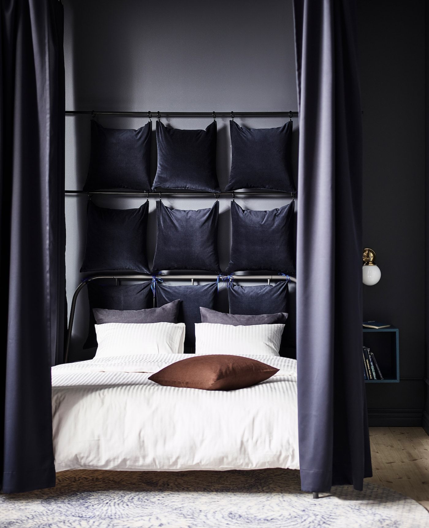 Vorhang zu für wunderbare Träume in 2020 Schlafzimmer