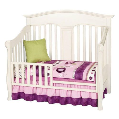 Babi Italia Mayfair Toddler Rail - Oyster Shell - $99 Conversion kit for Emma's crib to a toddler bed, when the time comes.