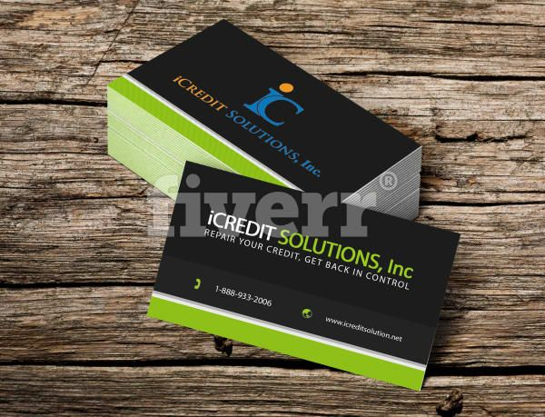 Design Simple Eyecatching Business Card  Business Cards Sample