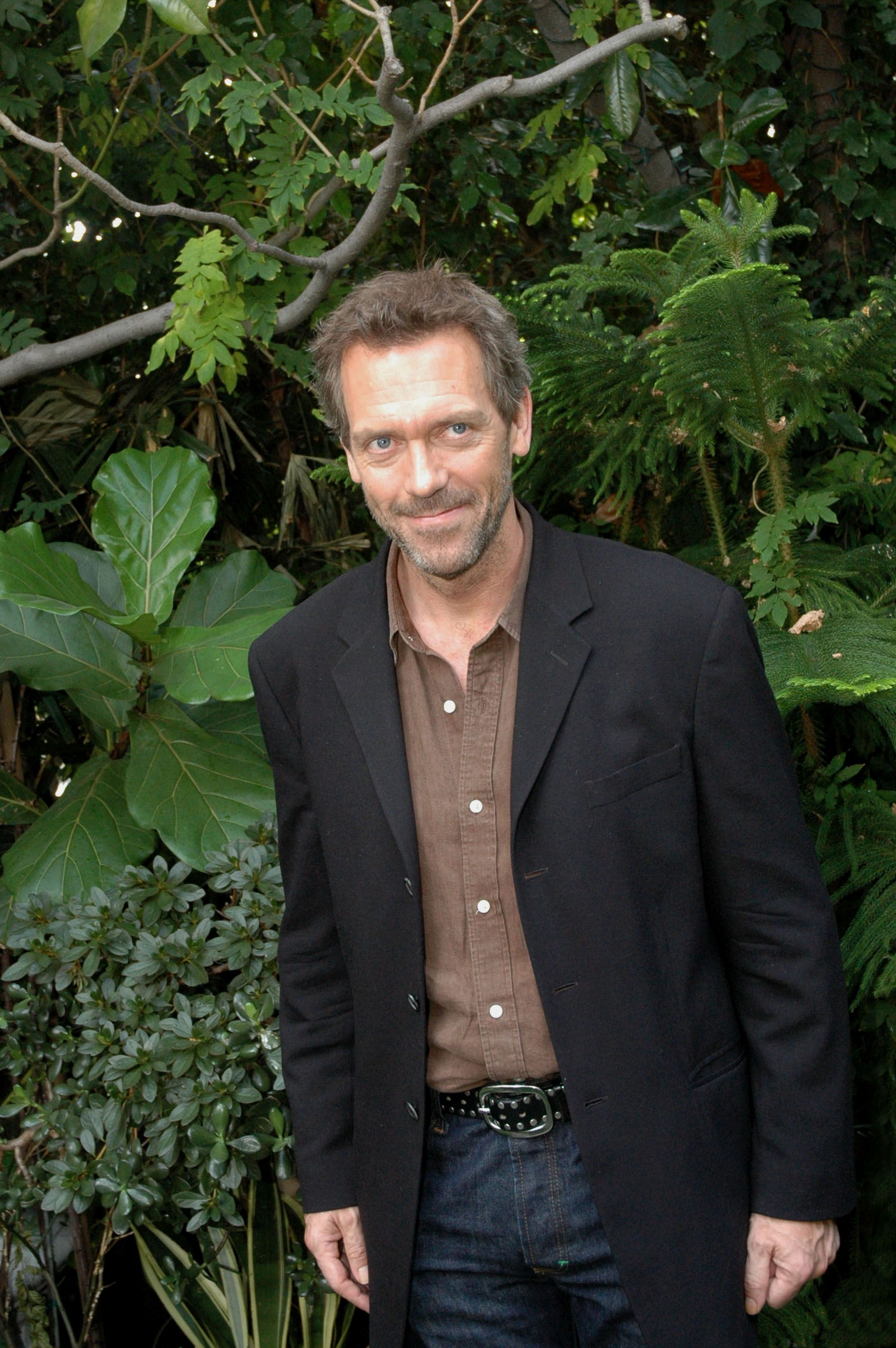 """Hugh Laurie!  Love him in """"House"""""""