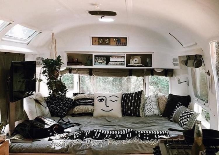 Photo of 47 Stunning Makeover to RV Travel Trailer – decoarchi.com