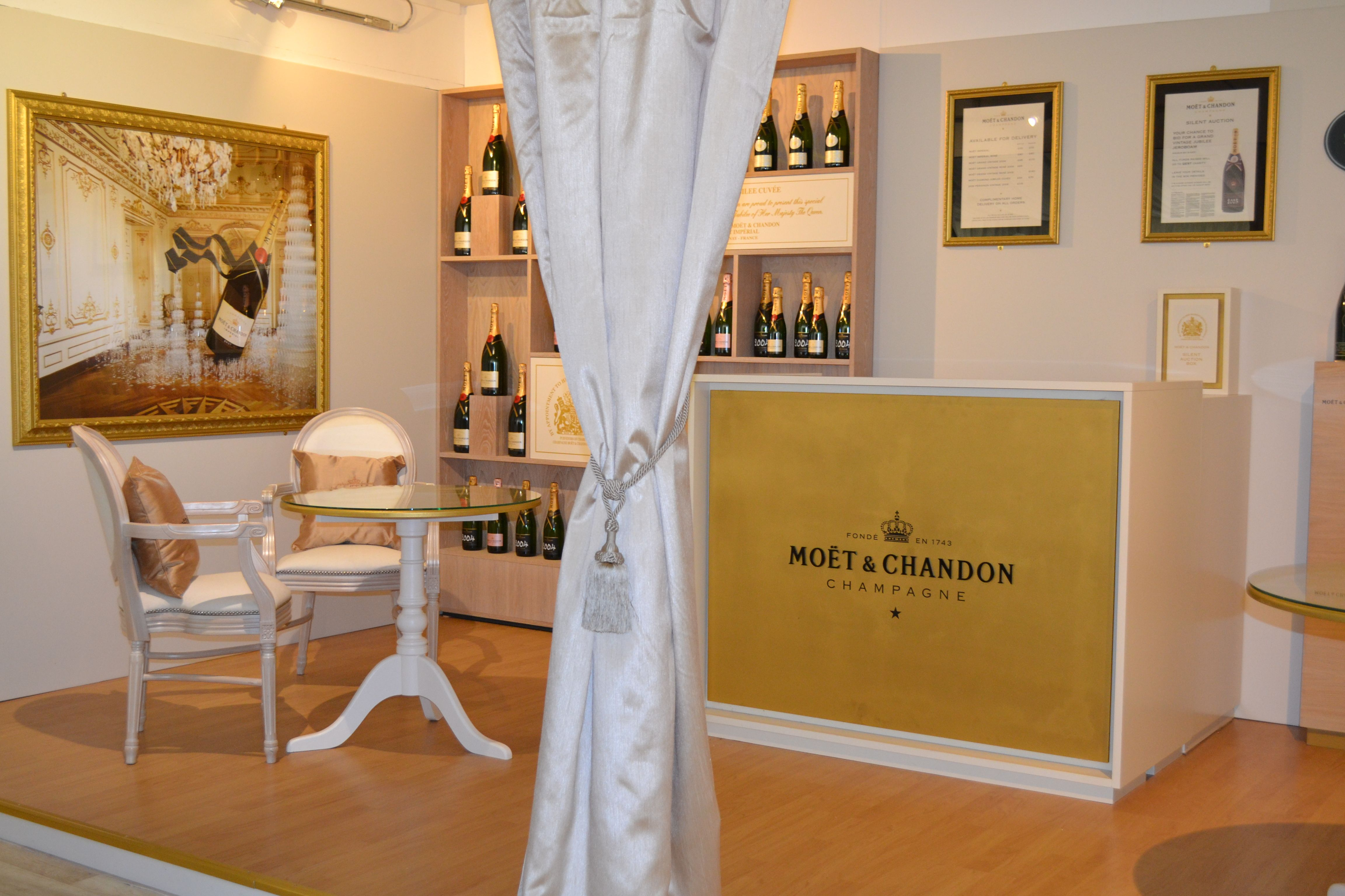 #moet #brandexperience #experiential #champagne