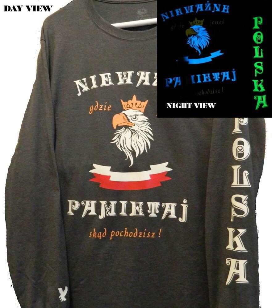 Glow In The Dark świecąca W Ciemności Meska Koszulka Pamietaj Skad Pochodzisz Customizedpersonalized Everyd Unisex Clothing Graphic Sweatshirt Kids Outfits