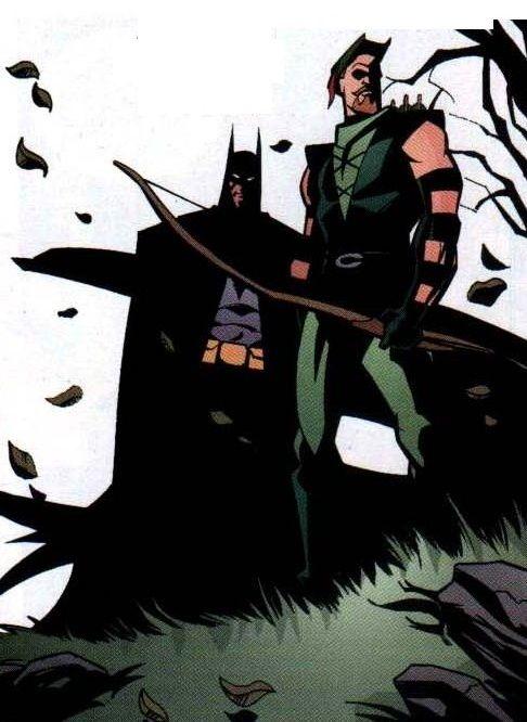 Green Arrow & Batman