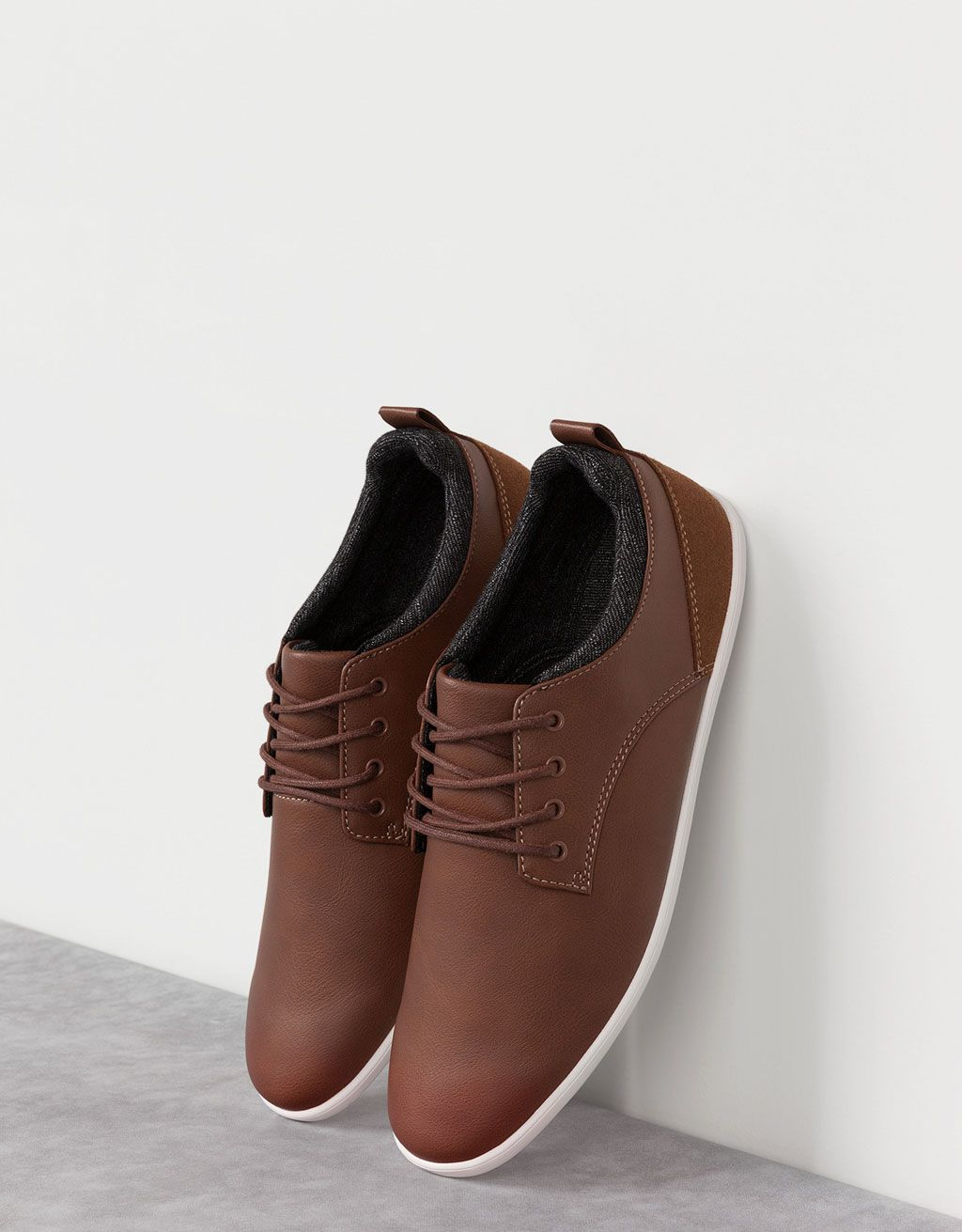 Men's casual shoes. Discover this and many more items in Bershka with new  products every