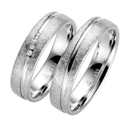 Rauschmayer wedding rings white gold 5mm 05518,  #5mm #Gold #Rauschmayer #rings #tiffanyweddi…