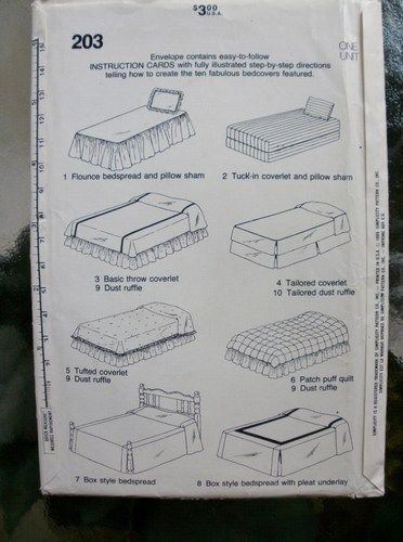 Totally Retro (1953) Bedspread Tutorial | Sewing Into Oblivion | Pinterest  | Bedspread, Tutorials And Vintage