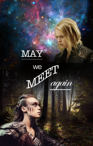Clarke And Lexa In 2019 Lexa The 100 The 100 Quotes The