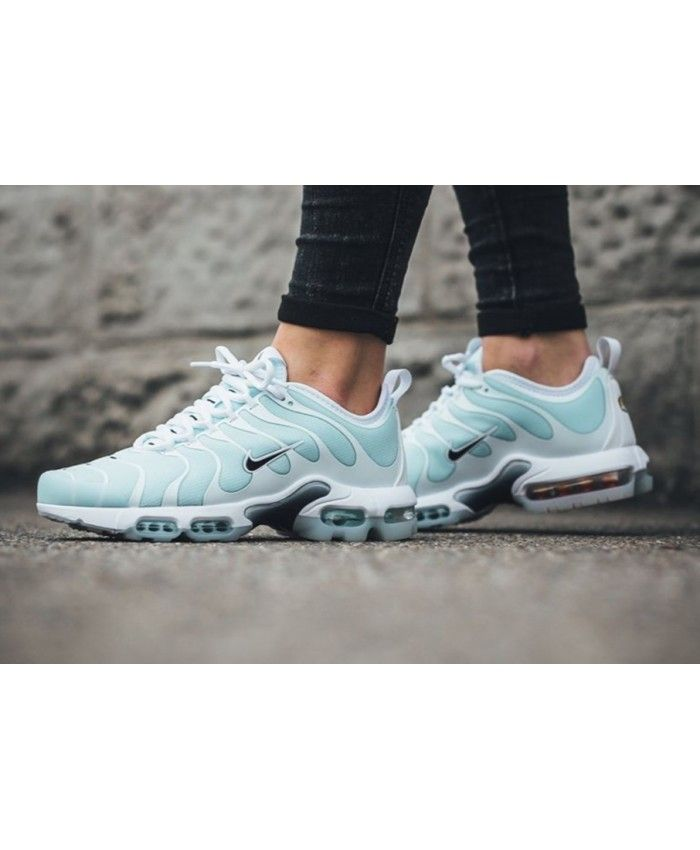 buy online 1dc88 b14be ... promo code for nike air max plus tn ultra femme chaussures vert noir  6f3f1 3dd71