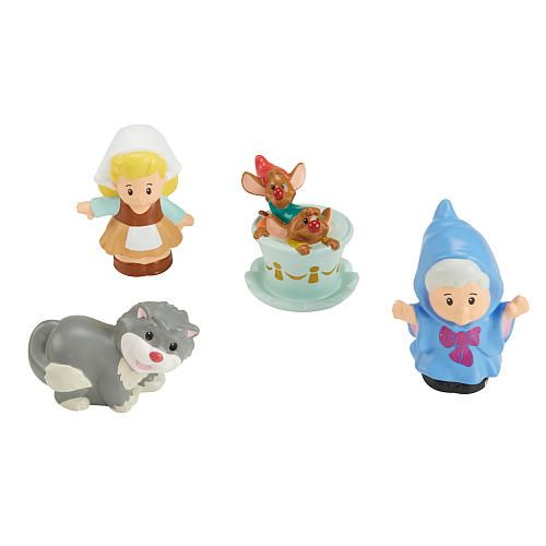 """Fisher-Price Little People Disney Princess Cinderella, Buddy Pack - Fisher-Price - Toys """"R"""" Us"""