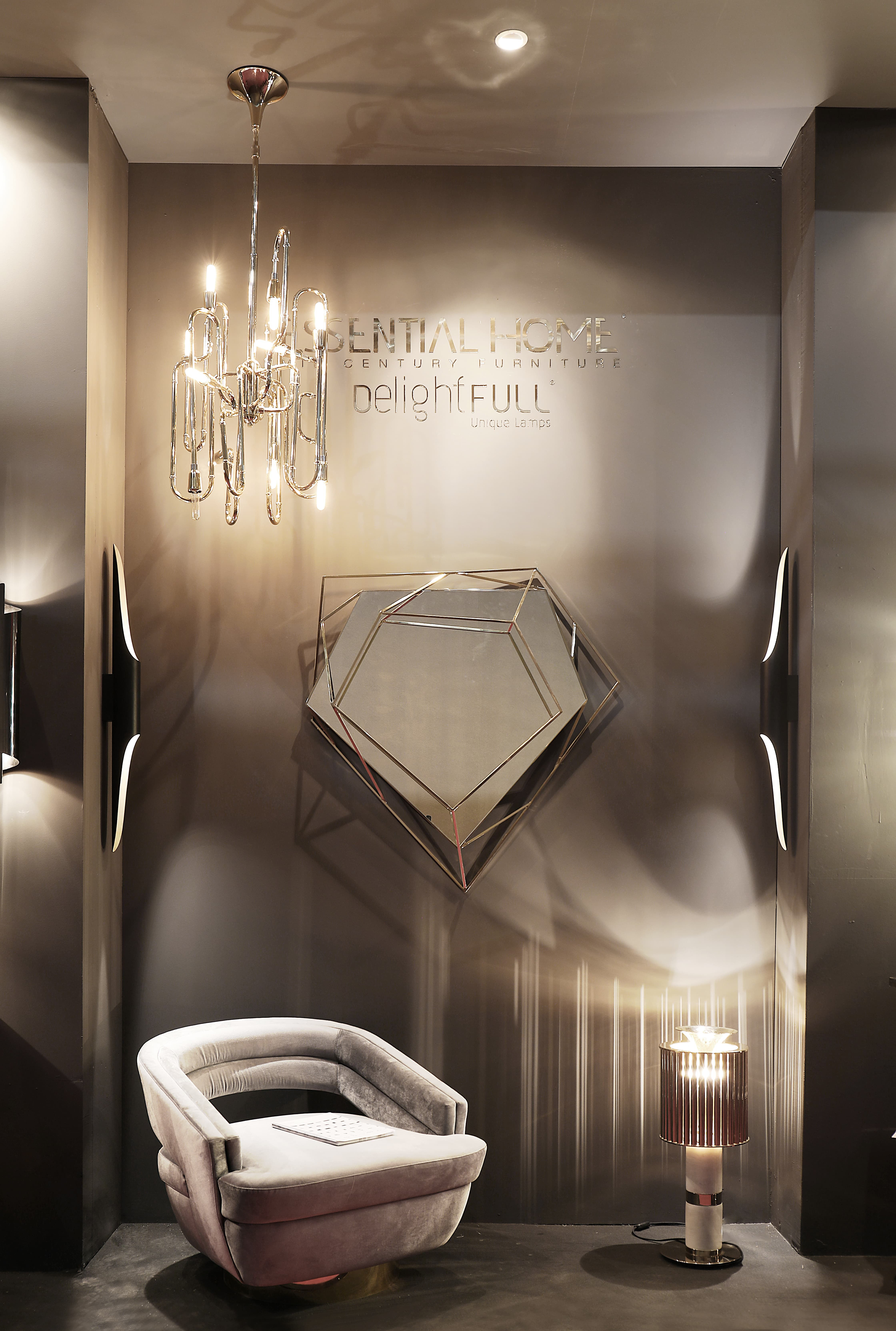 We found the best of luxury design at isaloni interiors
