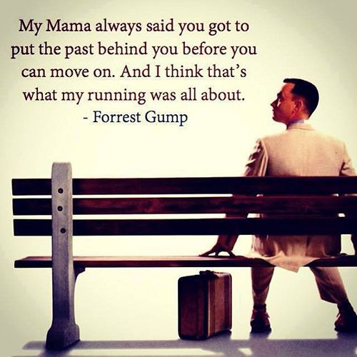 Forrest Gump Quotes Mama Always Said: Running Matters #37