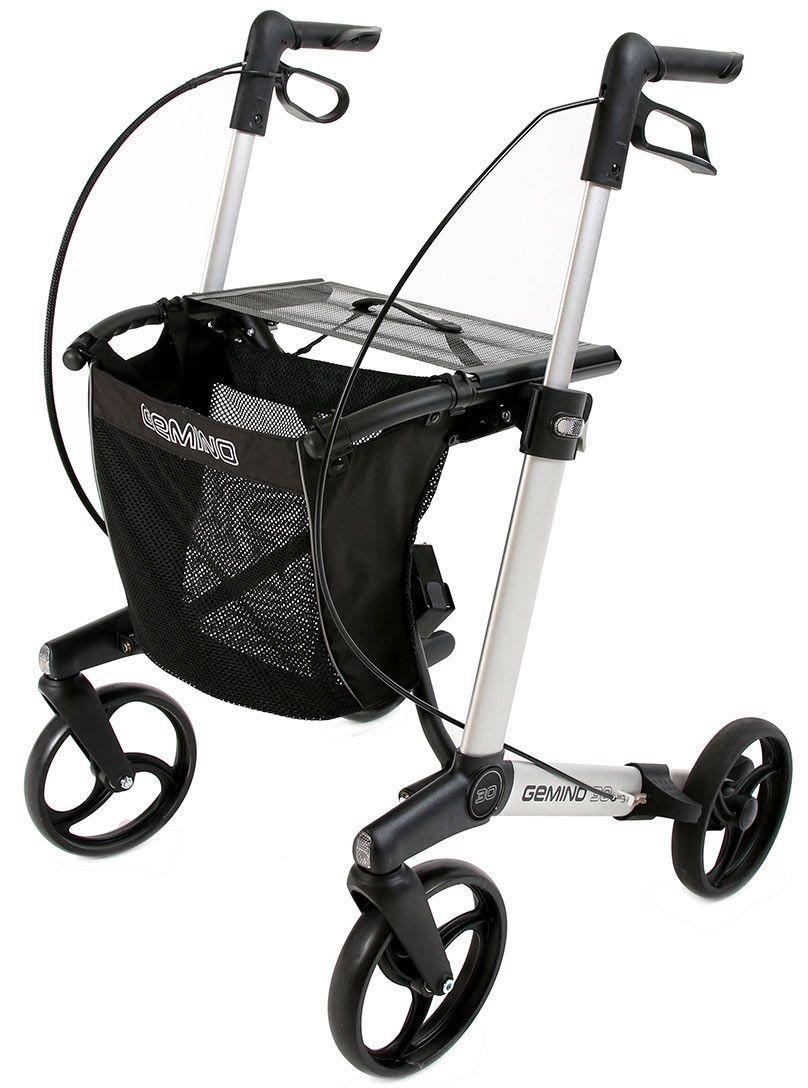 El Rollator Gemino 30 Parkinson Es La Solución Ideal Si Necesitas Un Plus De Ayuda Para Caminar Con Seguridad Rollator Con Características Específicas Para