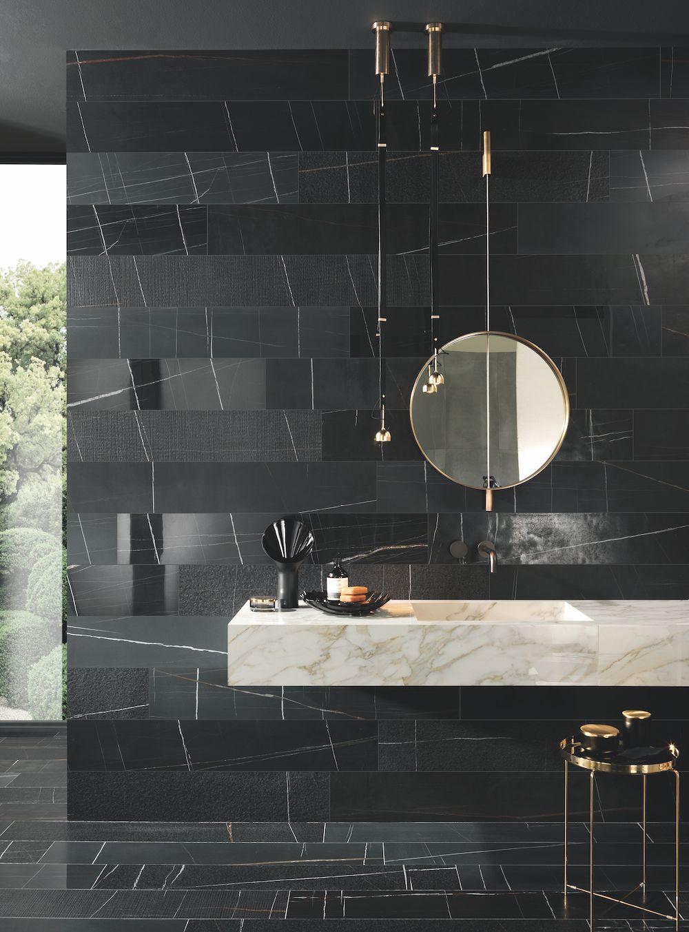 Tendance Deco Chic Intemporel In 2020 Bathroom Design Round